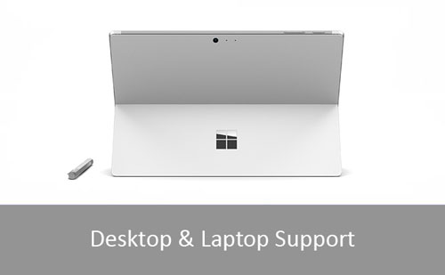 Desktop & Laptop Support Dublin