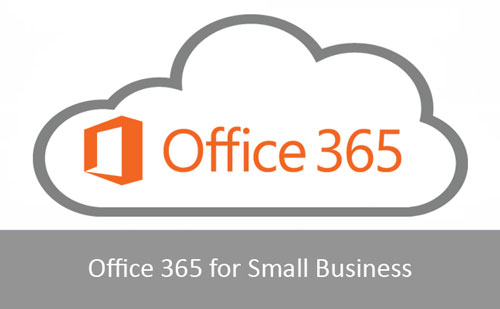 Office 365 setup for small business